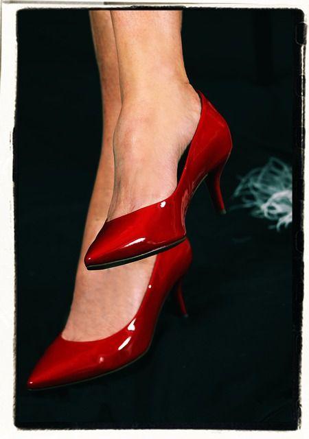 Zapatos de tacón: salud vs. estética